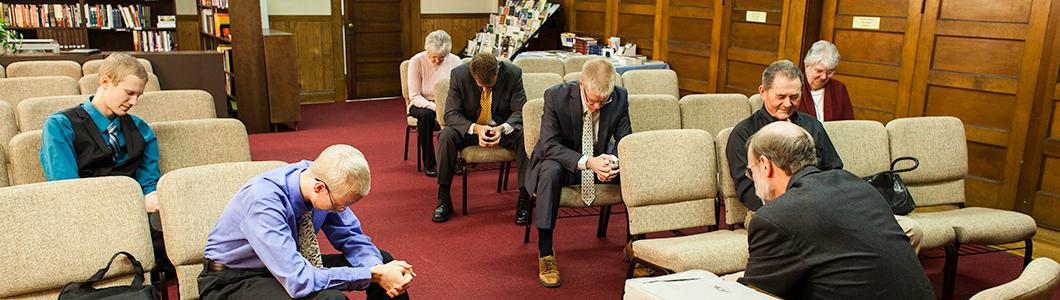 Ministries at Bloomington Reformed Presbyterian Church