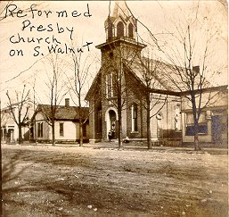 Reformed Presbyterian Church on S. Walnut